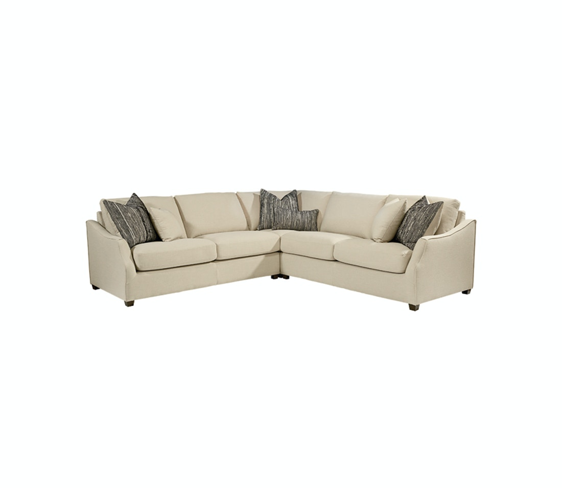Magnolia Home Living Room Homestead Sectional 979831 - Furniture Fair - Cincinnati u0026 Dayton OH ...