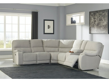 Bohannon Power Reclining Sectional - Right 984038