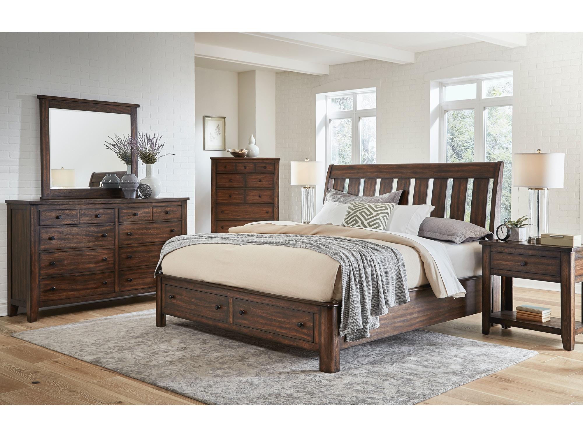 Pitman Fry Master Bedroom Sets - Furniture Fair - Cincinnati ...