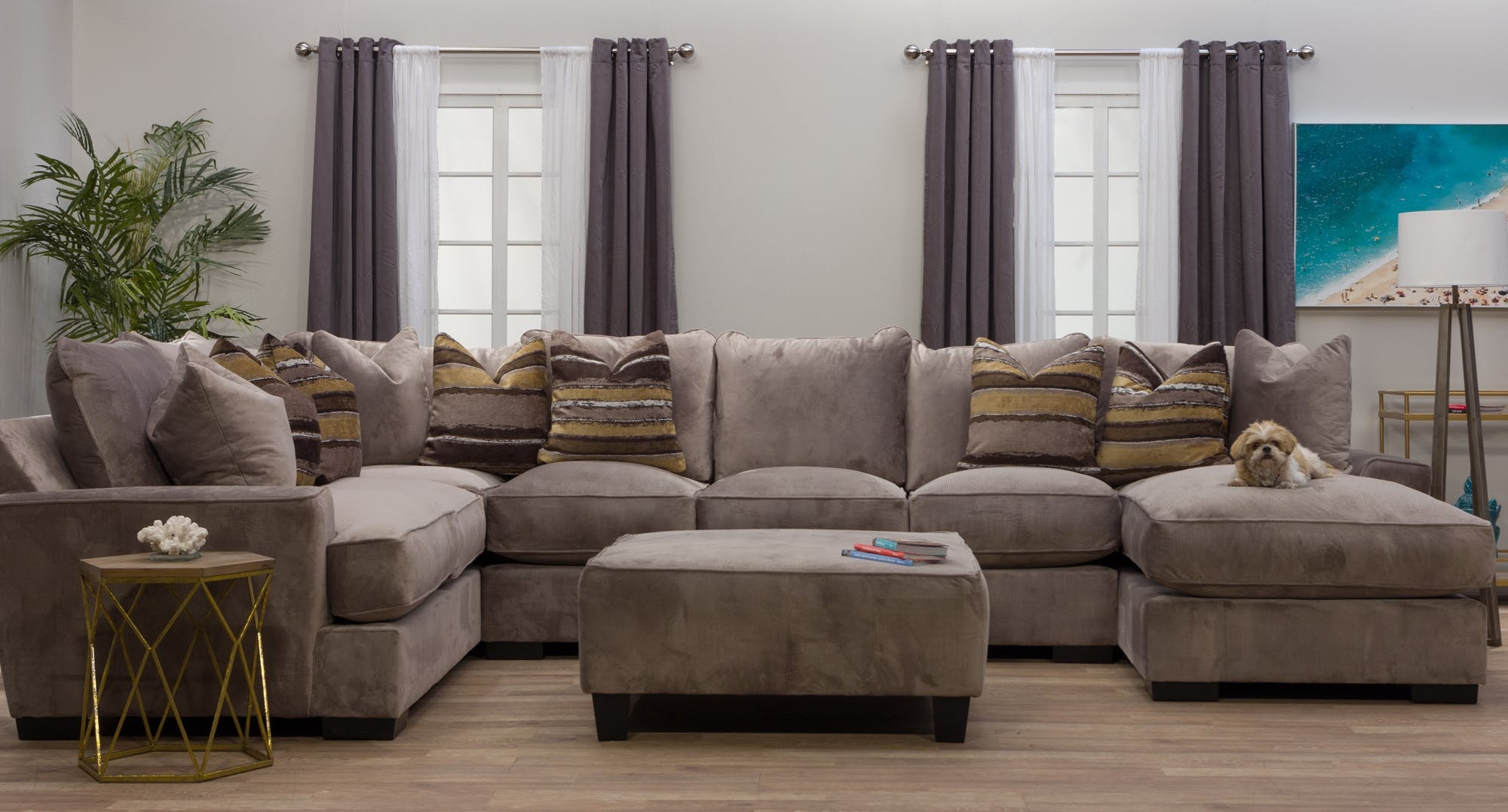 Beautiful Serendipity Right Chaise Sectional