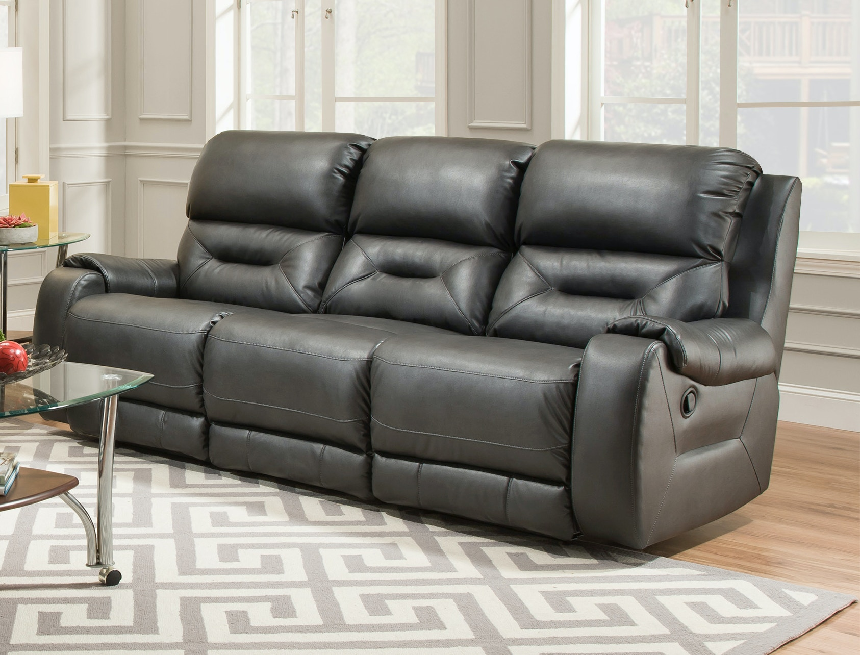 Southern Motion Urban Triple Reclining Sofa 045710 & Southern Motion Living Room Urban Triple Reclining Sofa 045710 ... islam-shia.org