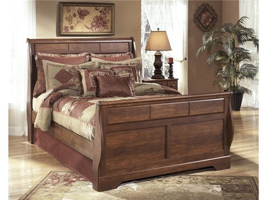 Timberline Bed - Queen Z34072