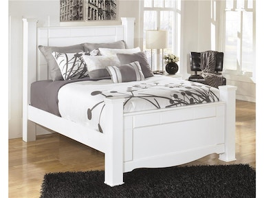 Weeki Poster Bed - Queen 755771