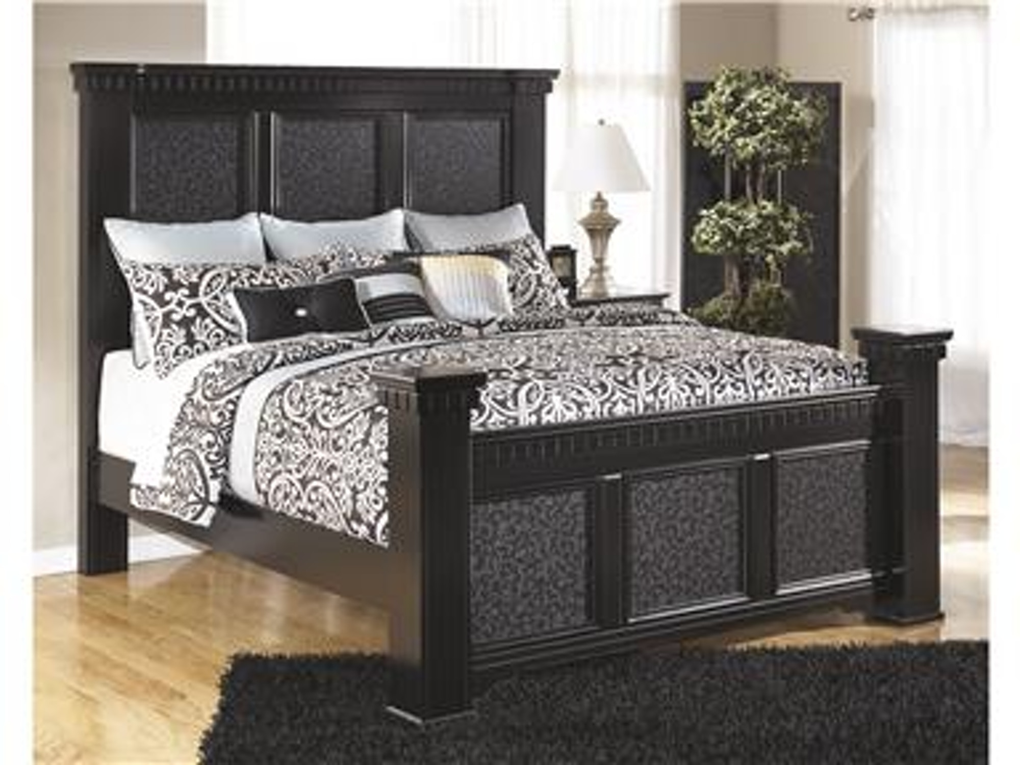 Cavallino Bed - King 303385