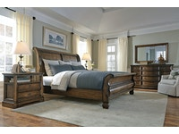Montebella Grand Bedroom Group - King BBB325