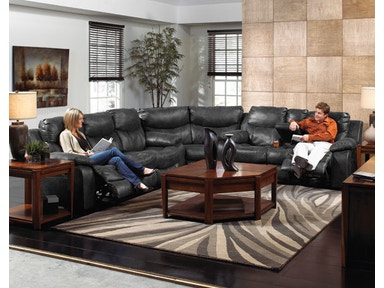 Catalina Power Reclining Sectional 032035