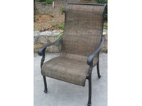 Castlerock Outdoor Sling Chair 036277