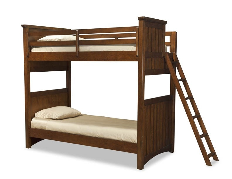 legacy classic kids ridge full over full bunk bed