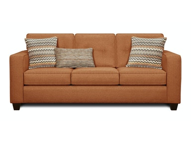 Fandango Flame Sleeper Sofa 046146