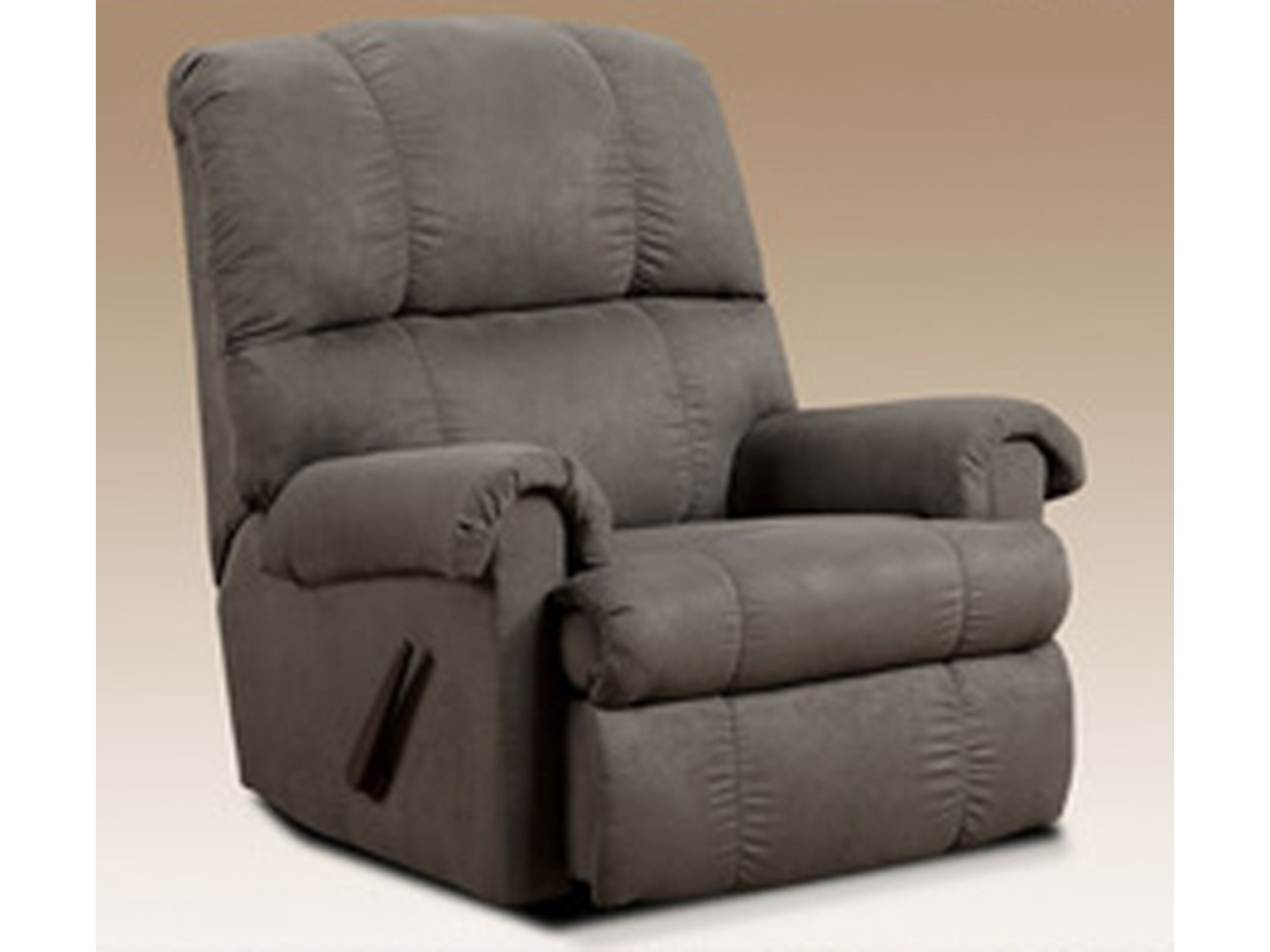Graphite Rocker Recliner 033215
