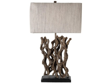 Driftwood Table Lamp 028946