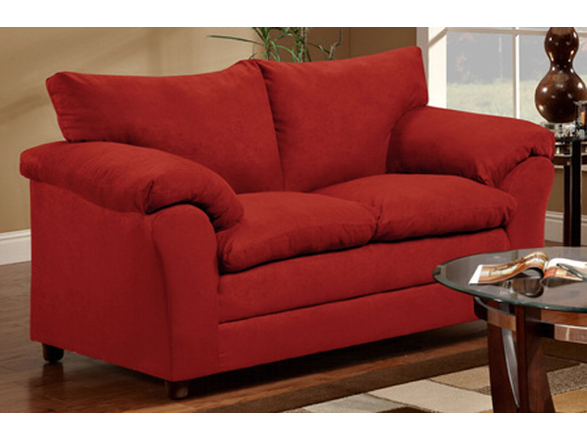 Redrock Loveseat 035772