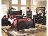 Shay Poster Bedroom Group - Queen 443050