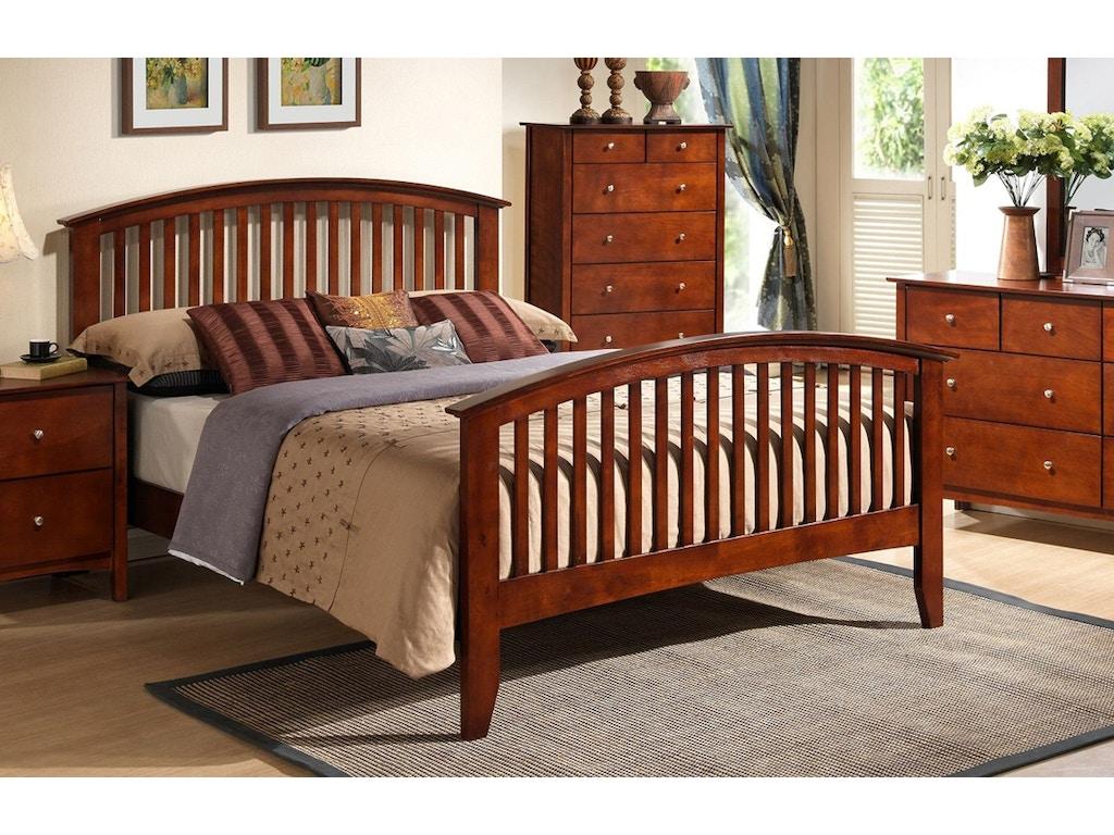 Lifestyle Bedroom Furniture Lifestyle Bedroom Metro Espresso Bed King Tnt952 Furniture