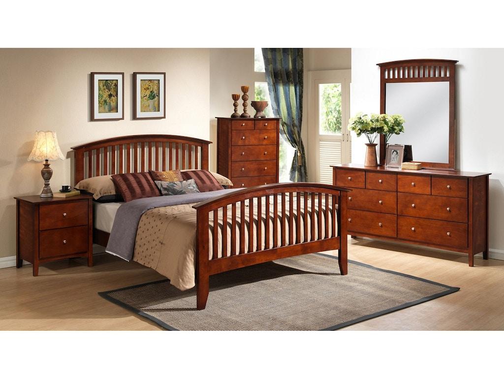 Metro Bedroom Furniture Lifestyle Bedroom Metro Espresso Bed King Tnt952 Furniture