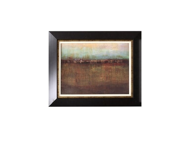 Calm Perspective Framed Print 028914