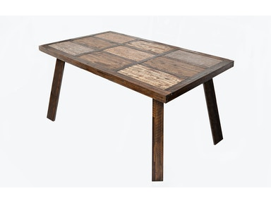 Painted Canyon Dining Table 053675