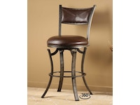 Drummond Swivel Counter Stool 054112