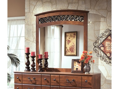 Timberline Mirror Z00043