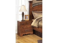 Timberline Nightstand Z00048