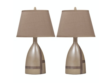Pair of Mia Table Lamps Z02340
