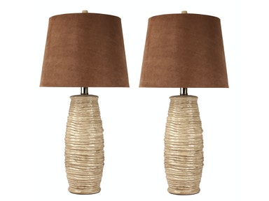 Pair of Haldis Table Lamps Z02741