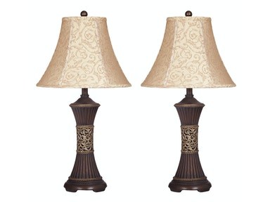 Pair of Mariana Table Lamps Z02915