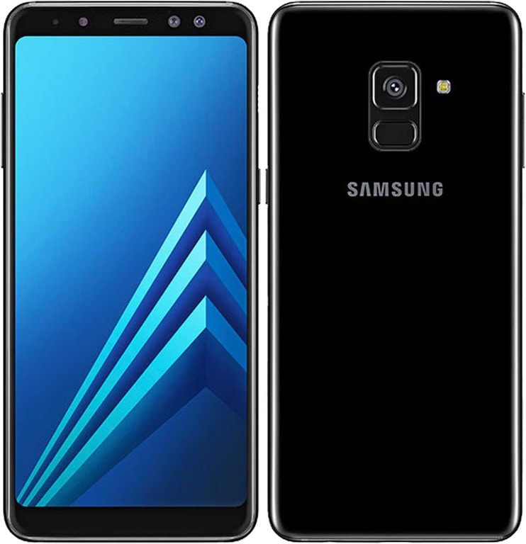 Samsung GALAXY A8 DUOS 32GB BLACK A530 At Crown Furniture Electronics