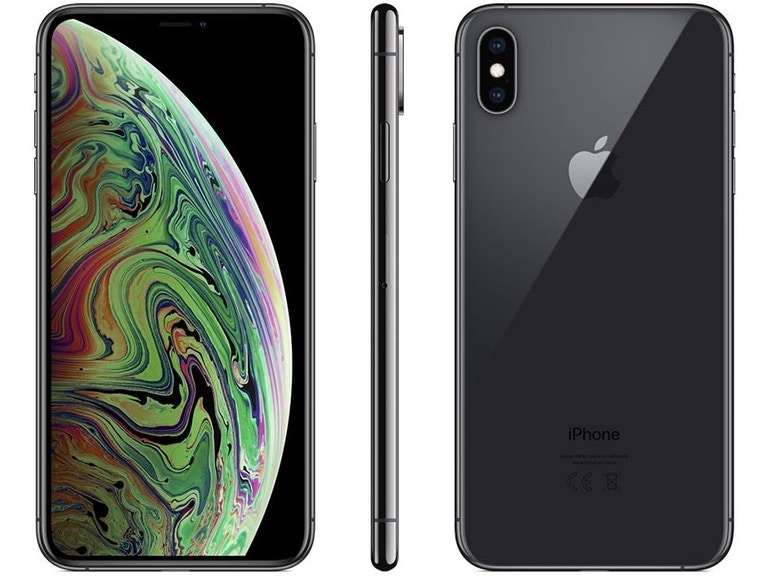 innovative design 94761 81a9c IPHONE XS MAX 256GB SPCGRAY