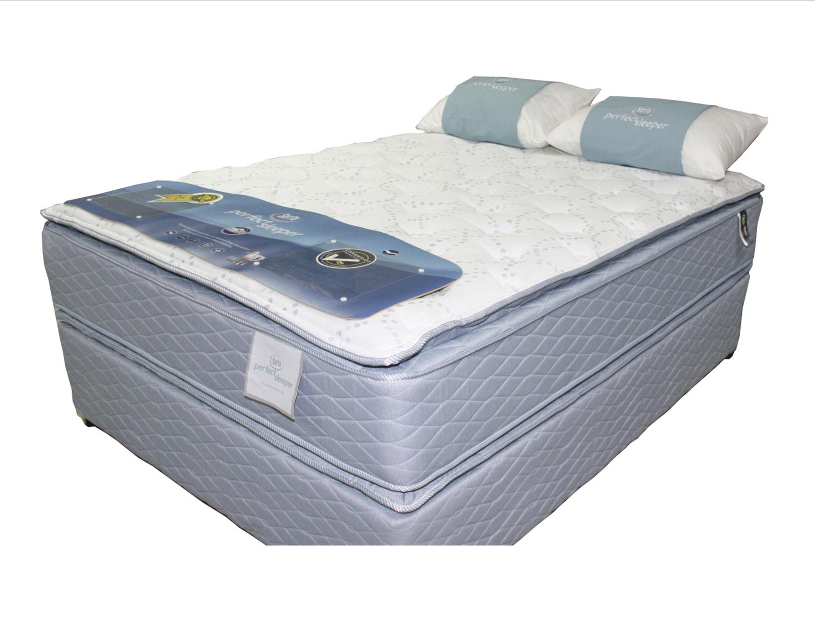 Serta Mattresses Serta Perfect Sleeper Brockland Plush