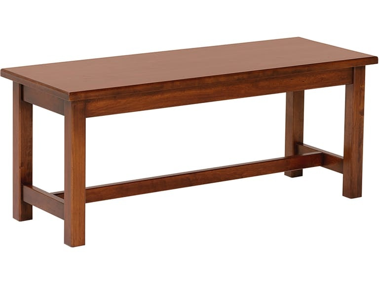 Vaughan Bassett Furniture Company Solid Cherry Bench 127801