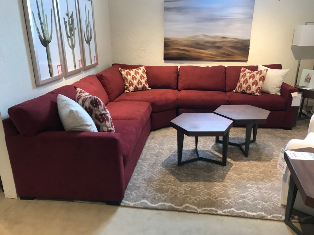 Jonathan Lewis Furniture >> 3 Piece Sectional