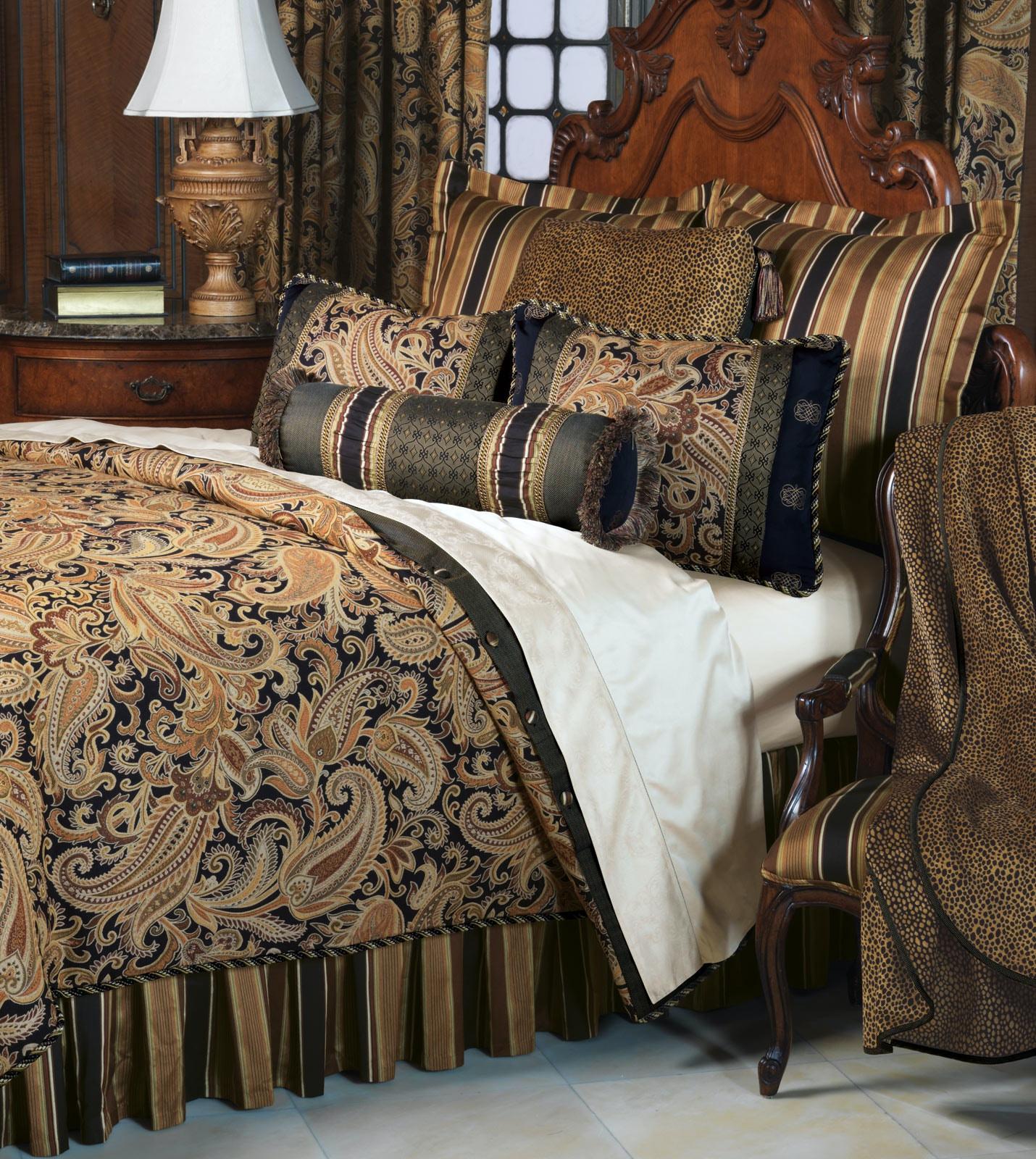 Eastern Accents Landgon Bed Set LANGDON