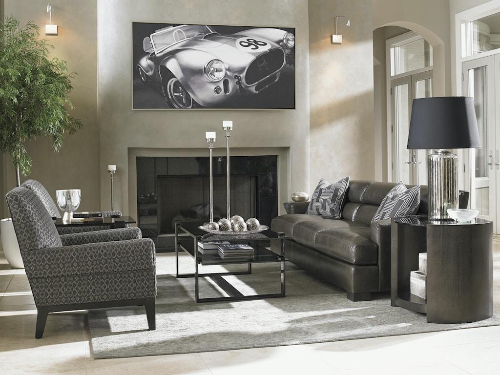Lexington Home Brands Living Room Carrera Firano Round End