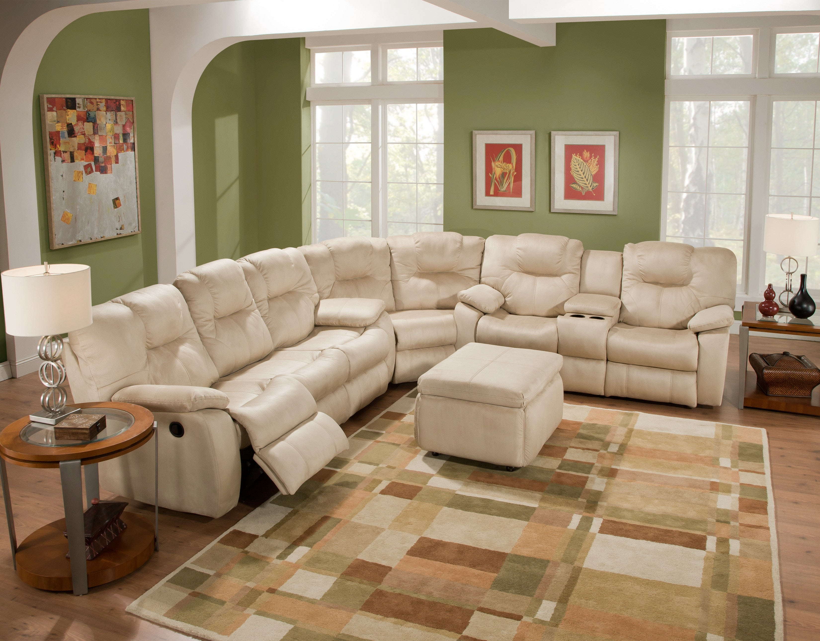 southern motion avalon sectional