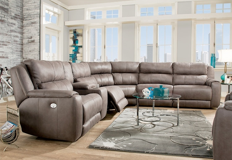 883 home theatre seating - Southern Motion Furniture