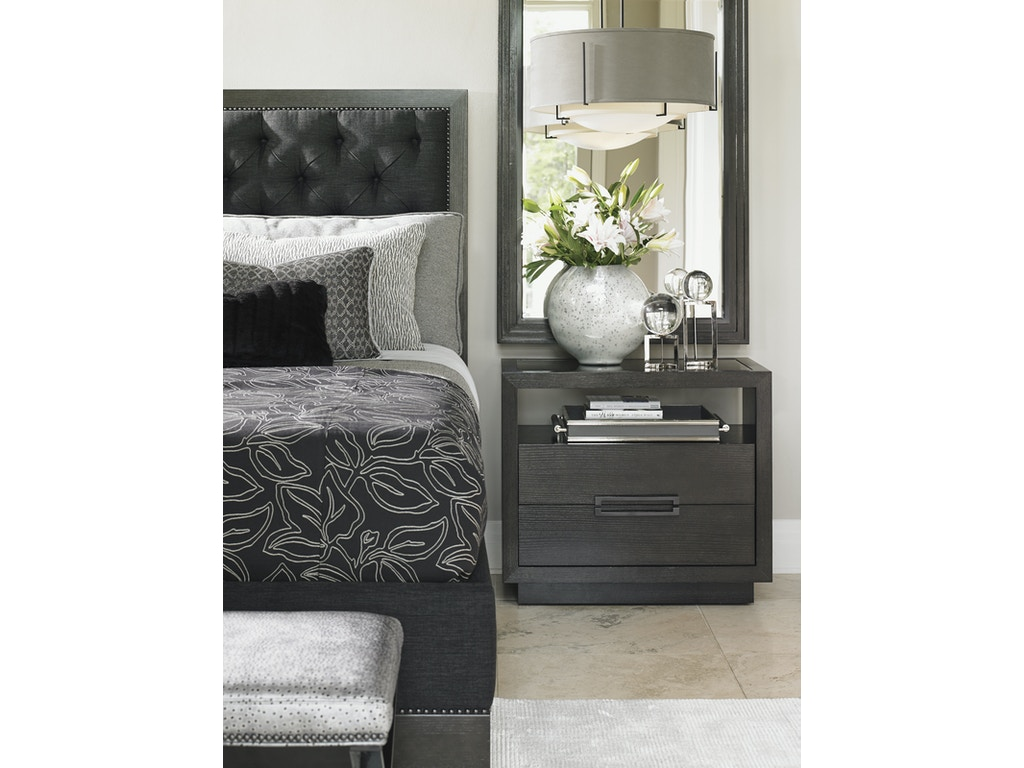 Lexington Home Brands Home Accents Carrera Veneno Nightstand 911 622 Norwood Furniture