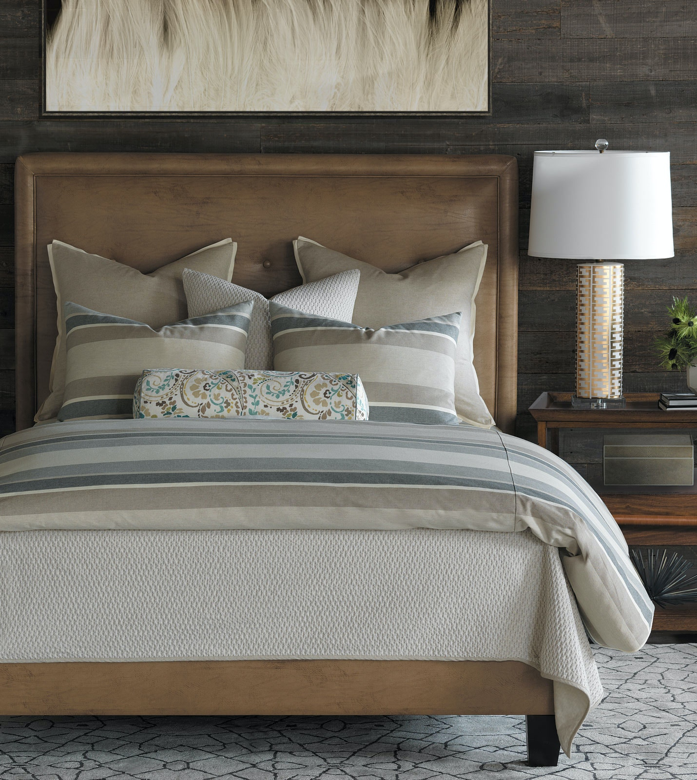 Eastern accents bedding discontinued - Eastern Accents Wainscott Buff Thom F Wainsb