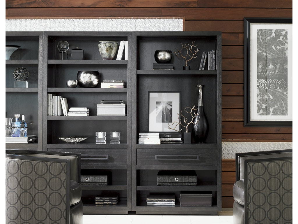Lexington Home Brands Home Office Carrera Rossa Bookcase 911 990 Norwood Furniture