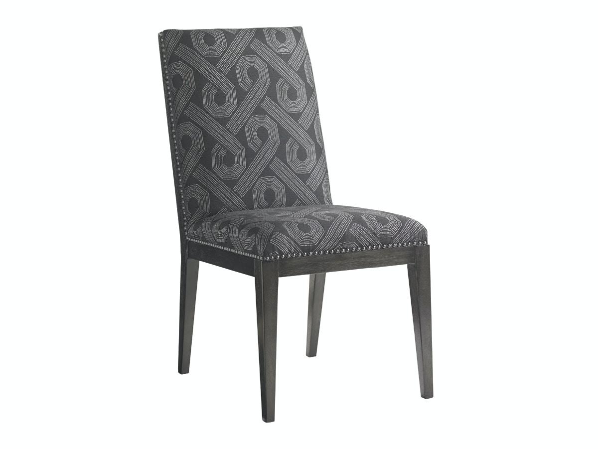 Lexington Home Brands Carrera Vantage Upholstered Side Chair 911 880