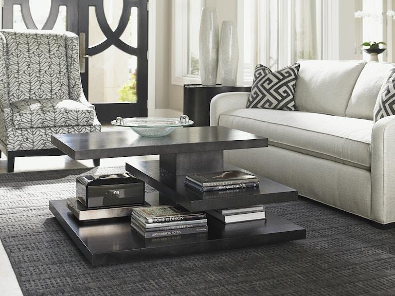 Lexington home brands living room carrera evora square for Cocktail 911