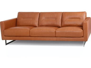Dm 6156 Cs Leather Sofa