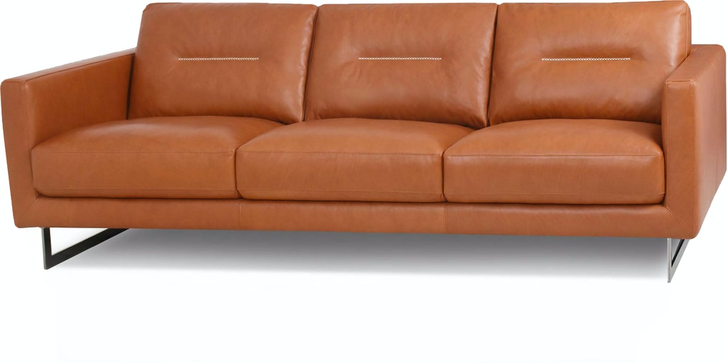 Magnificent Htl Living Room Leather Sofa Dm 6156 Cs Norwood Furniture Creativecarmelina Interior Chair Design Creativecarmelinacom