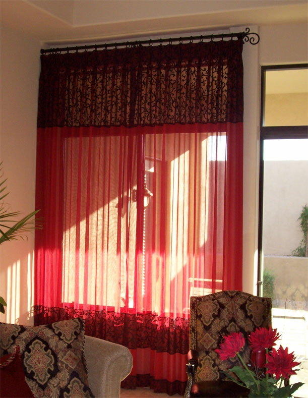 Norwood Furniture Accessories Functional Drapes Drapery Norwood