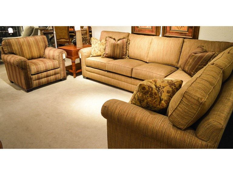 Sectional Sofa And Chair 2053c 24