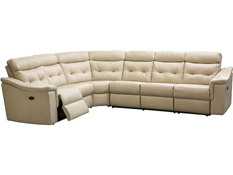 Stupendous Elran Living Room Miles Sectional 4096Mile Norwood Furniture Ncnpc Chair Design For Home Ncnpcorg
