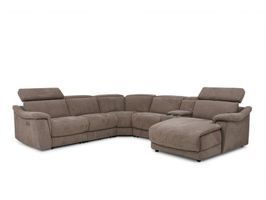 Htl Reclining Sectional Rs 11365 Prcs1