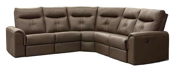 Elran Living Room Trenton Sectional 4016TRENT At Norwood Furniture