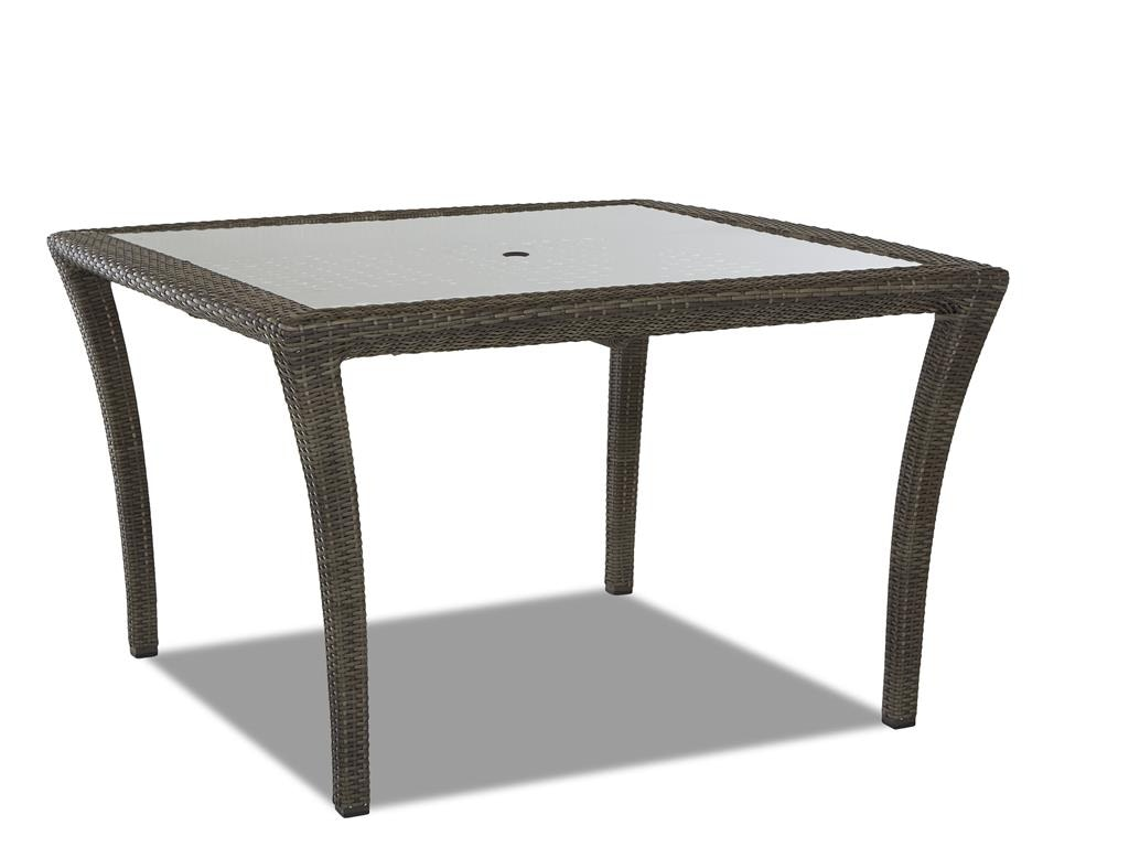 Klaussner Outdoor Amure 48 Dining Table W1300 ADT 48