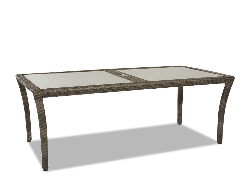 Klaussner Outdoor OutdoorPatio Amure 84 Dining Table  : w1300amuredrt84a from www.norwoodfurniture.com size 1024 x 768 jpeg 28kB